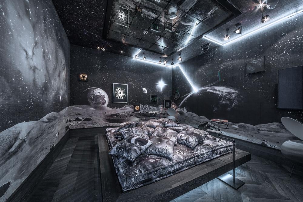 AD Intérieurs 2015 - Le salon de joie d'Alexandre de Betak