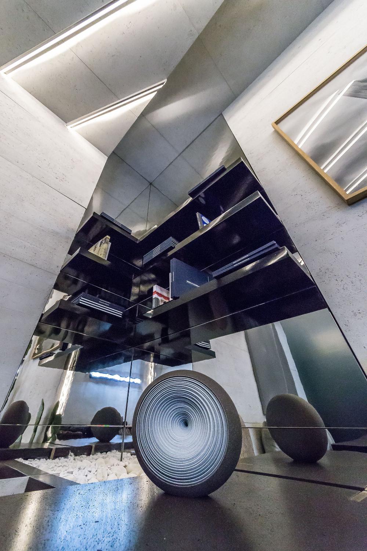 Les Décors – La salle à manger salon d'Isabelle Stanislas