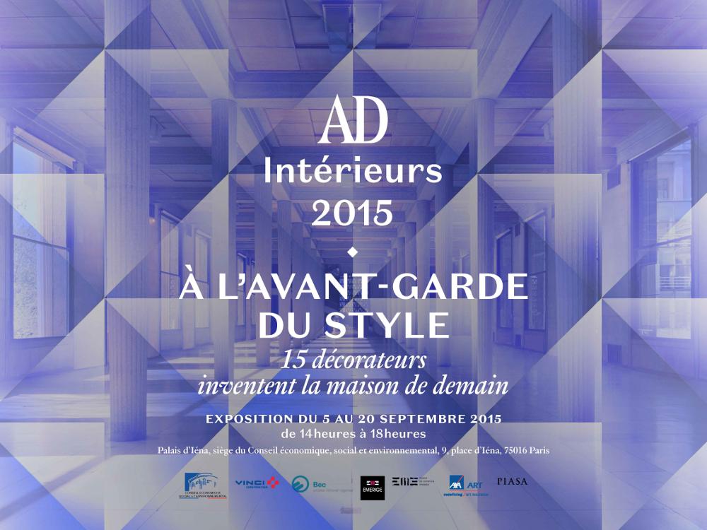 AD Intérieurs 2015 : à l'avant garde du style
