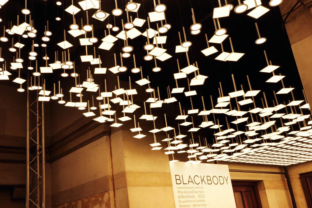 exposition DISPERSION pour BLACKBODY par Thierry GAUGAIN et LG Chem