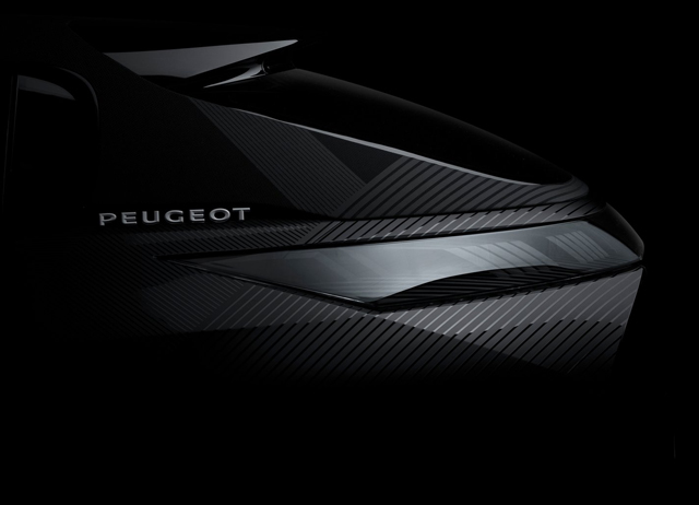 Peugeot Fractal - Design by Sound
