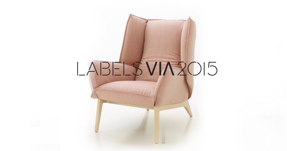 Labels VIA 2015 paris design week