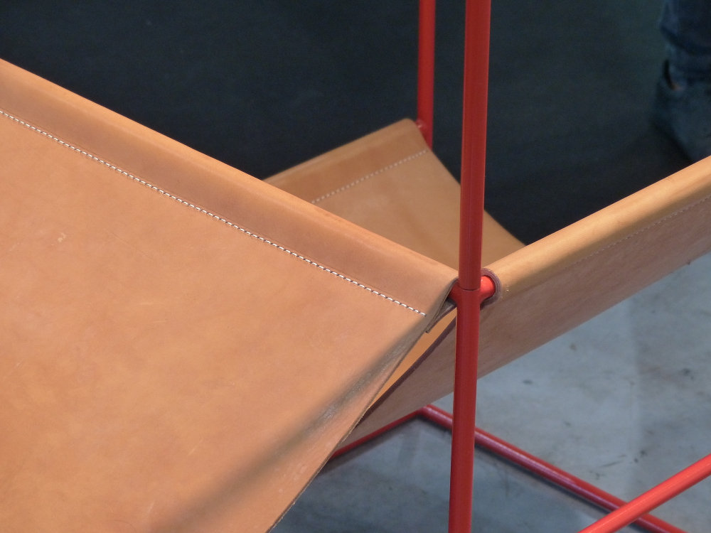 M&O 2015 _ Combination Seat by MULLER VAN SEVEREN.