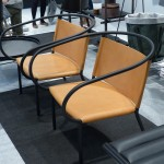 Lounge chair by AFTEROOM for MENU