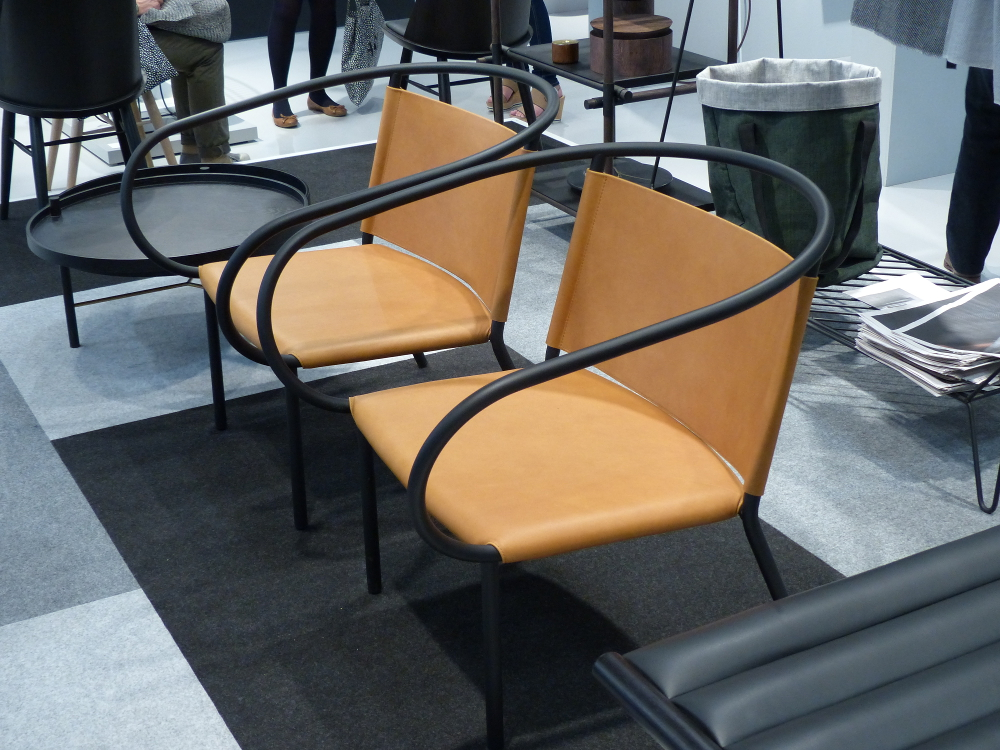 M&O 2015 _ Lounge chair by AFTEROOM for MENU.