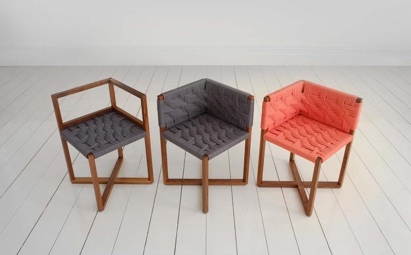 Mobilier design Efasma par Bureau de Change