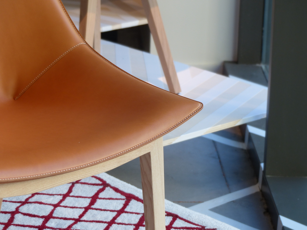 PDW15 _ Labels VIA 2015 - MADRAGUE Armchair by François AZEMBOURG for CINNA.