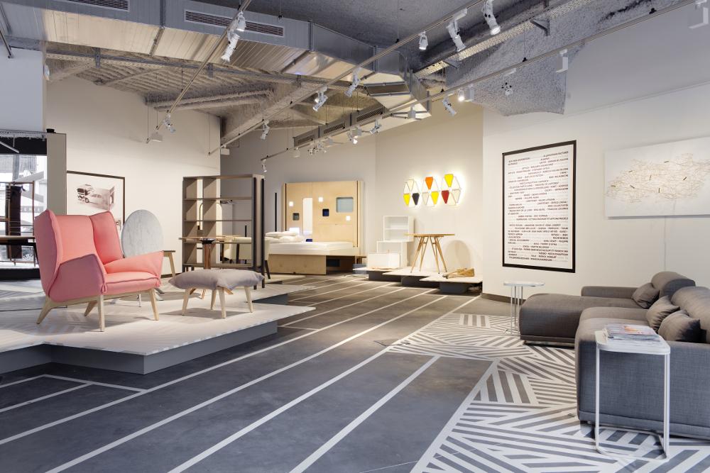PREVIEW Paris Design Week 2015 : Exposition LABELS VIA 2015