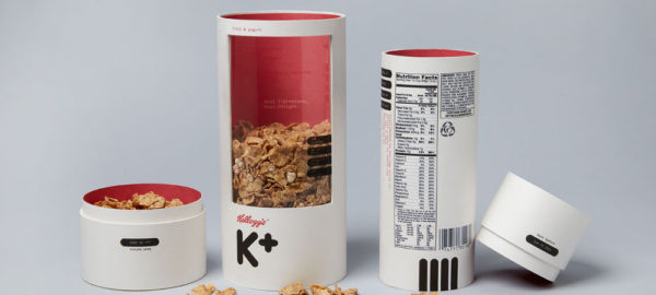 Packaging : Kellogg's Cereal pour adulte par Mun Joo Jane