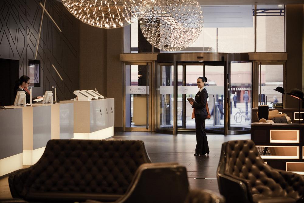 Hotel - Pullman St Pancras de Londres