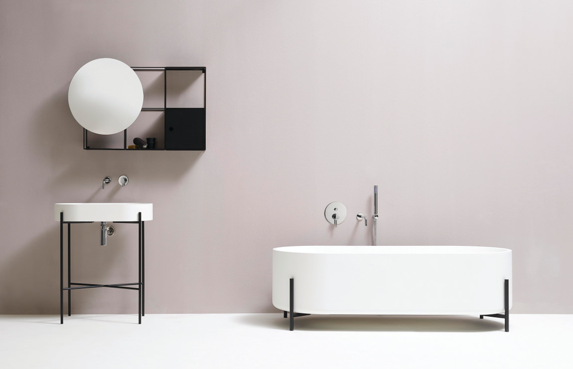 Bathroom Stand - Norm Architects
