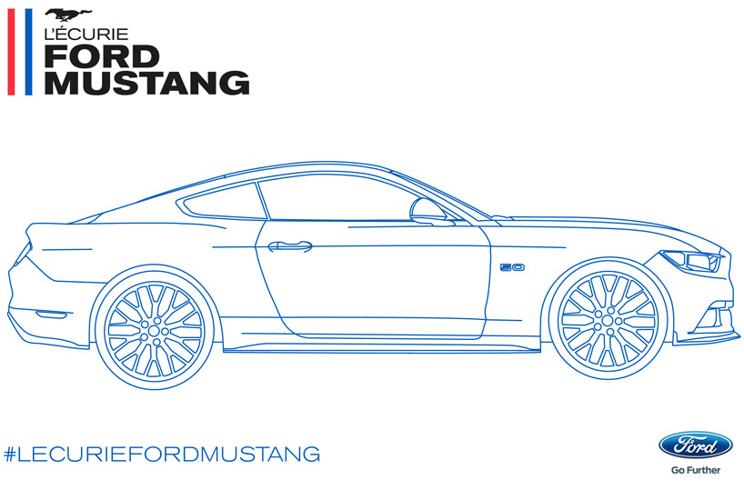 reportage ford mustang arrive en france. Black Bedroom Furniture Sets. Home Design Ideas