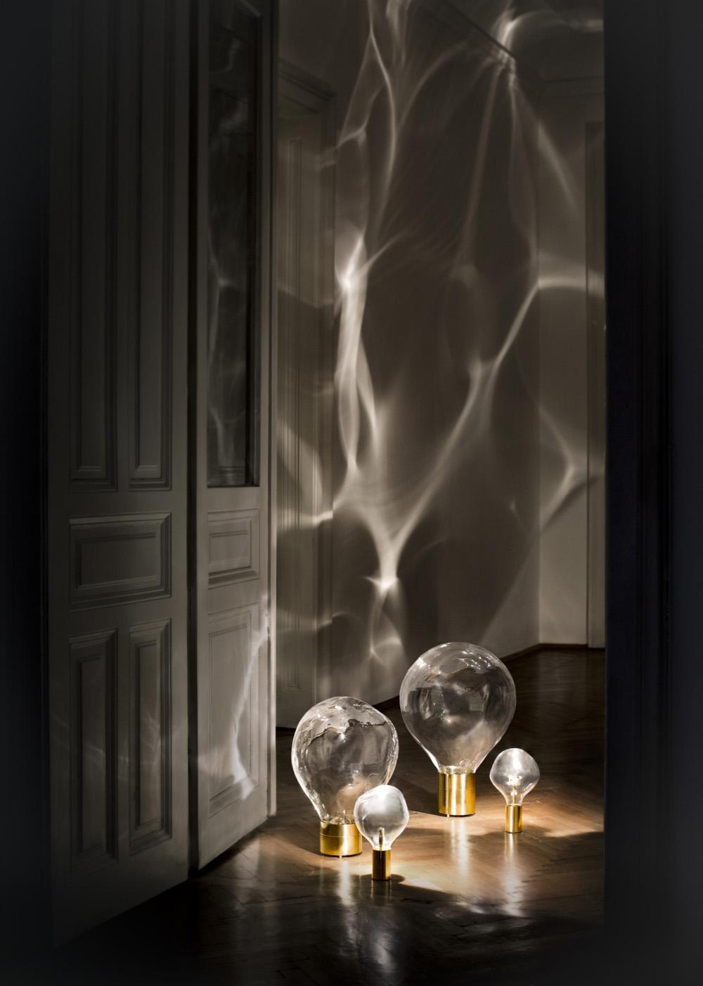 La lampe Ripple de Poetic Lab