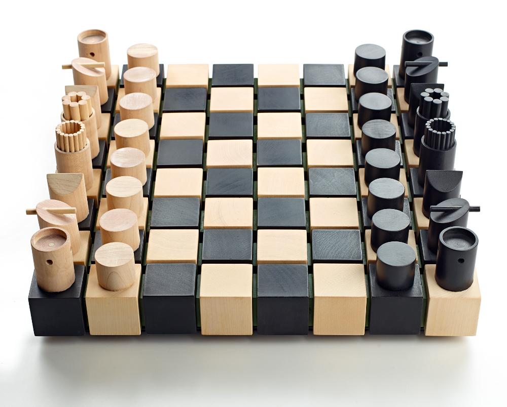 Jeu d'échec Chesset par Duval Patterson