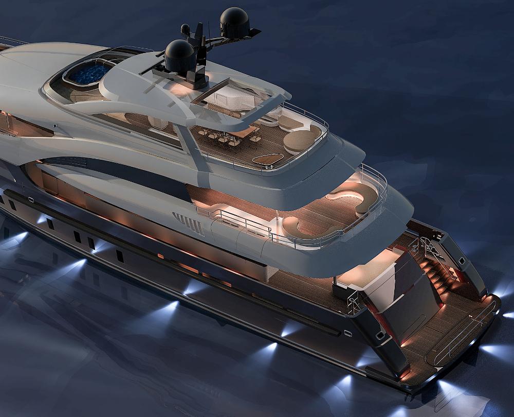 Yacht Sarp 46M par Sarp Yacht