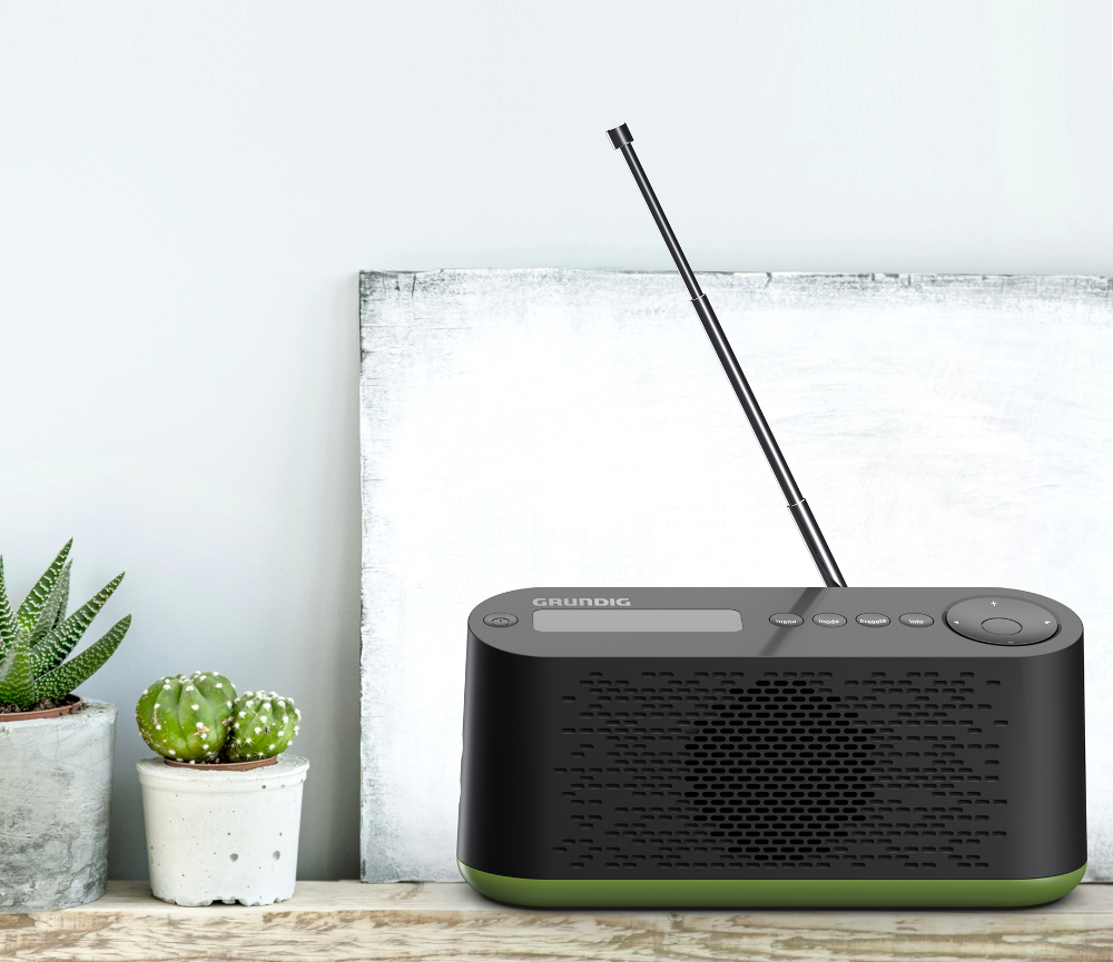 ENTRY DAB RADIO par Ozlem Kok and Arcelik Industrial Design Team