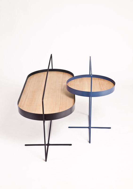 Basket table design mario tsai - Table hauteur modulable ...