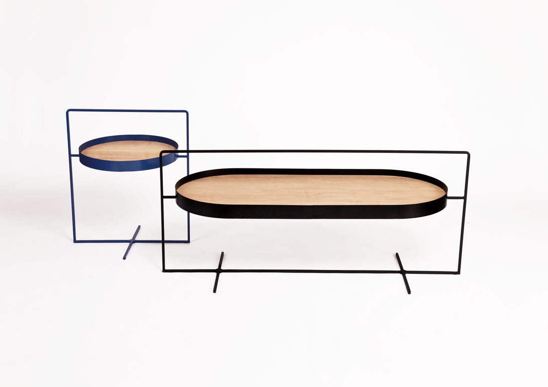 Basket table minimalisme modulable par mario tsai for Minimalisme rangement