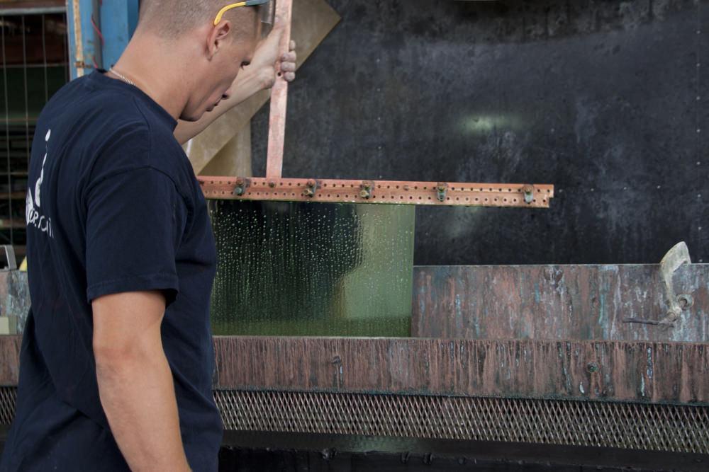 Atelier fabrication - CLOUD par Quentin de Coster
