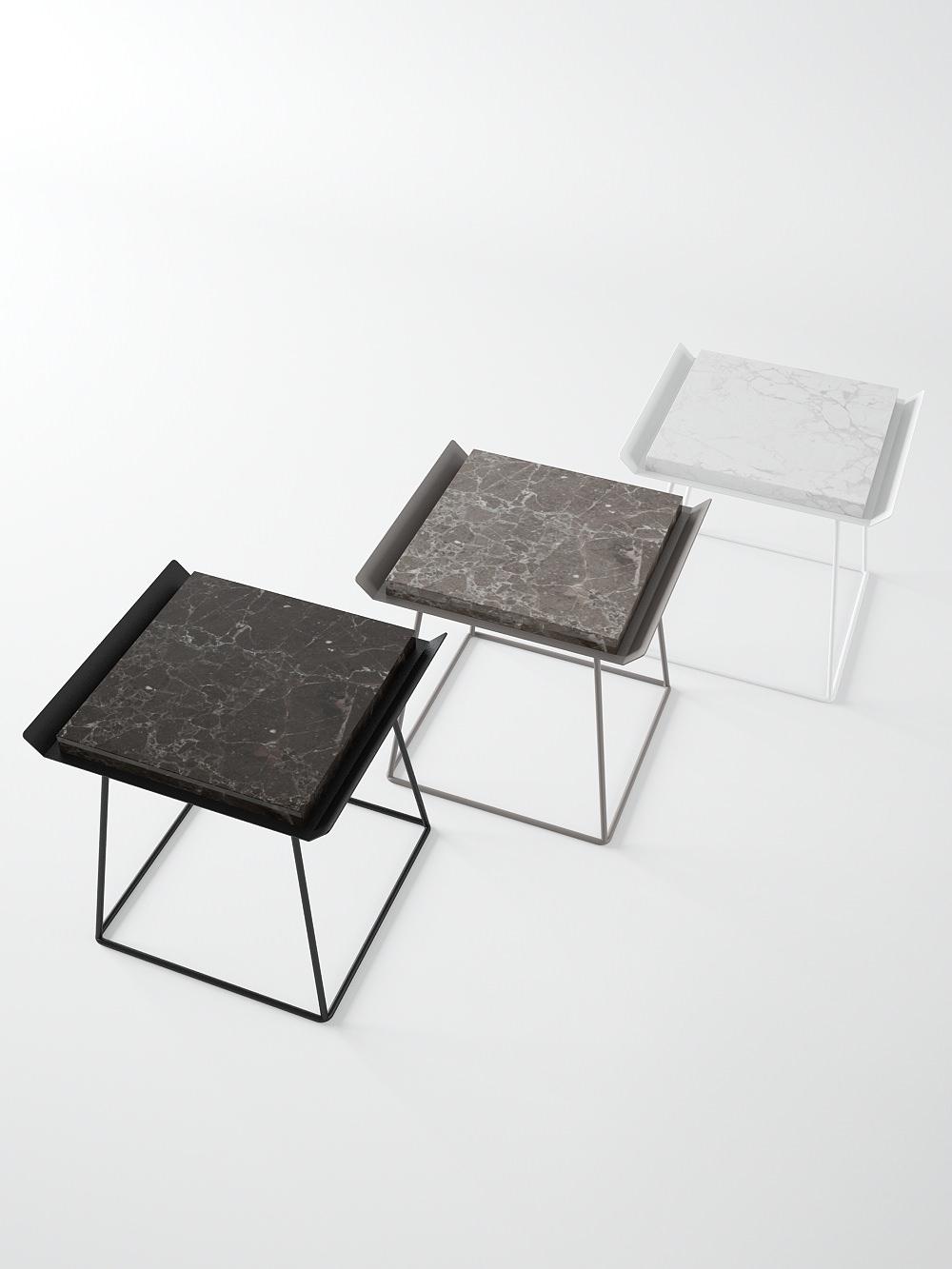 Collection Temple table design par Dmitry Kozinenko