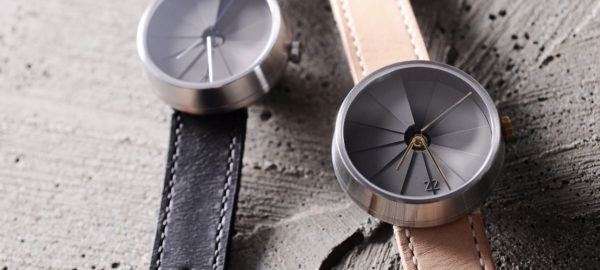 Crowdfunding : 4th Dimension Watch montre en béton par 22 Design Studio