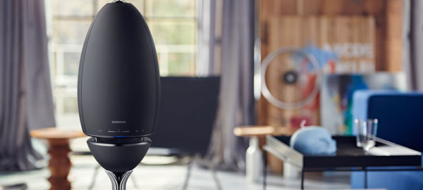 Enceinte Wireless Audio 360 par Samsung