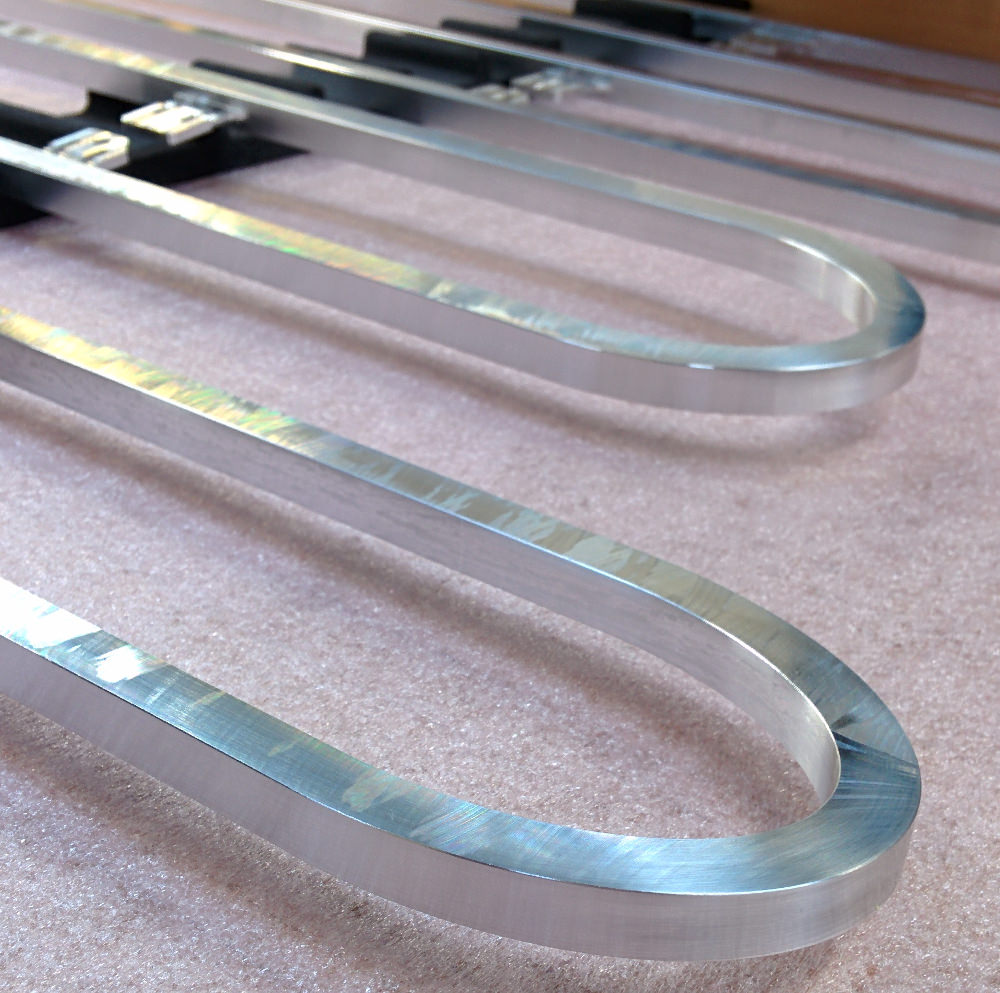 Traitement aluminium - Bang & Olufsen
