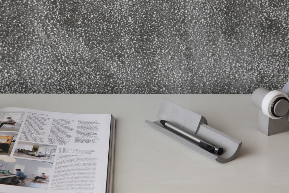 MERGE accessoires graphiques pour bureau par Yenwen Tseng