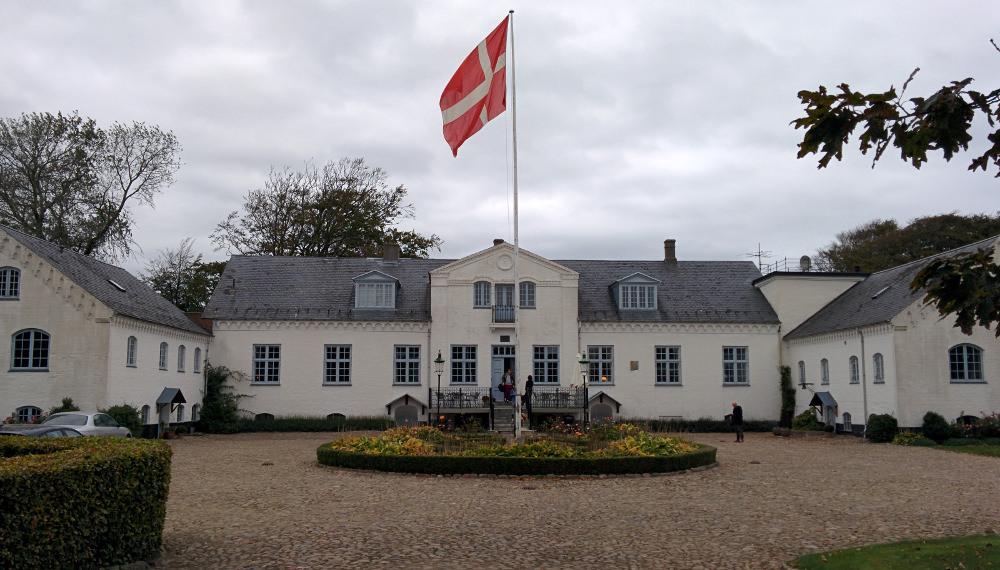 Maison Peter Bang et Svend Olufsen