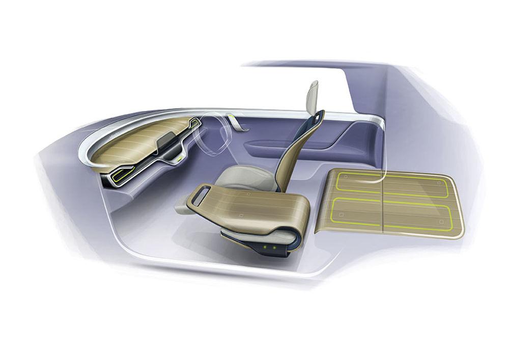 Sketch - Suzuki Concept Mighty Deck