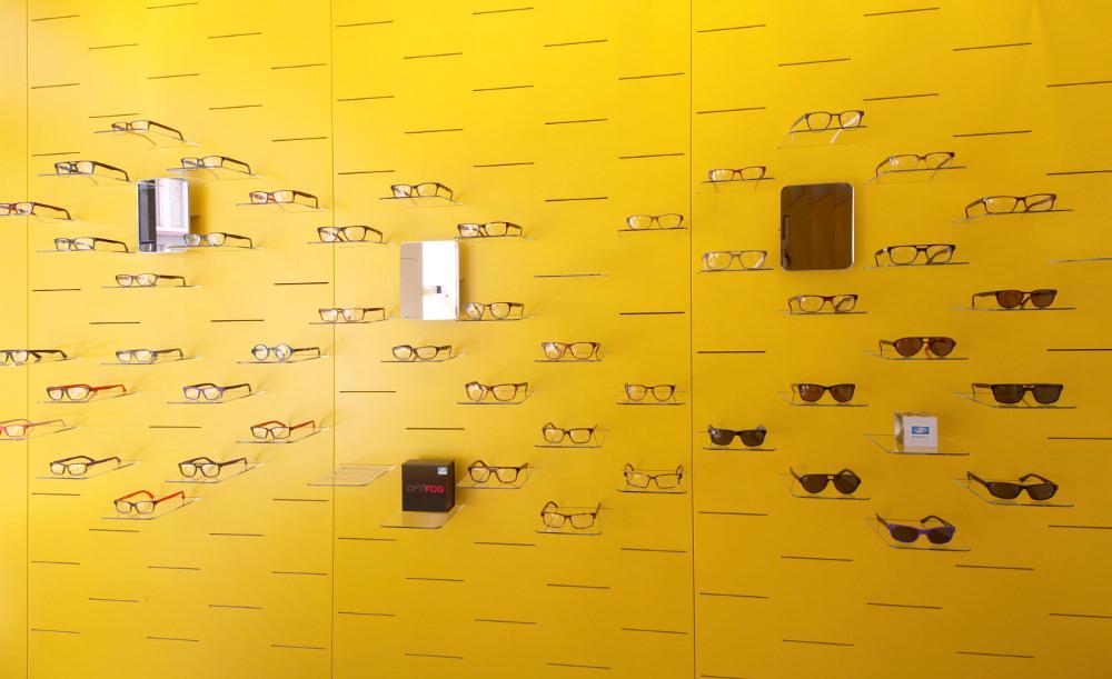 Netlooks lunetterie par Antoine Lesur et Marc Venot