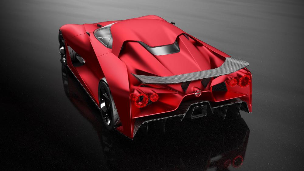 Preview salon automobile tokyo nissan concept for Salon de la technologie