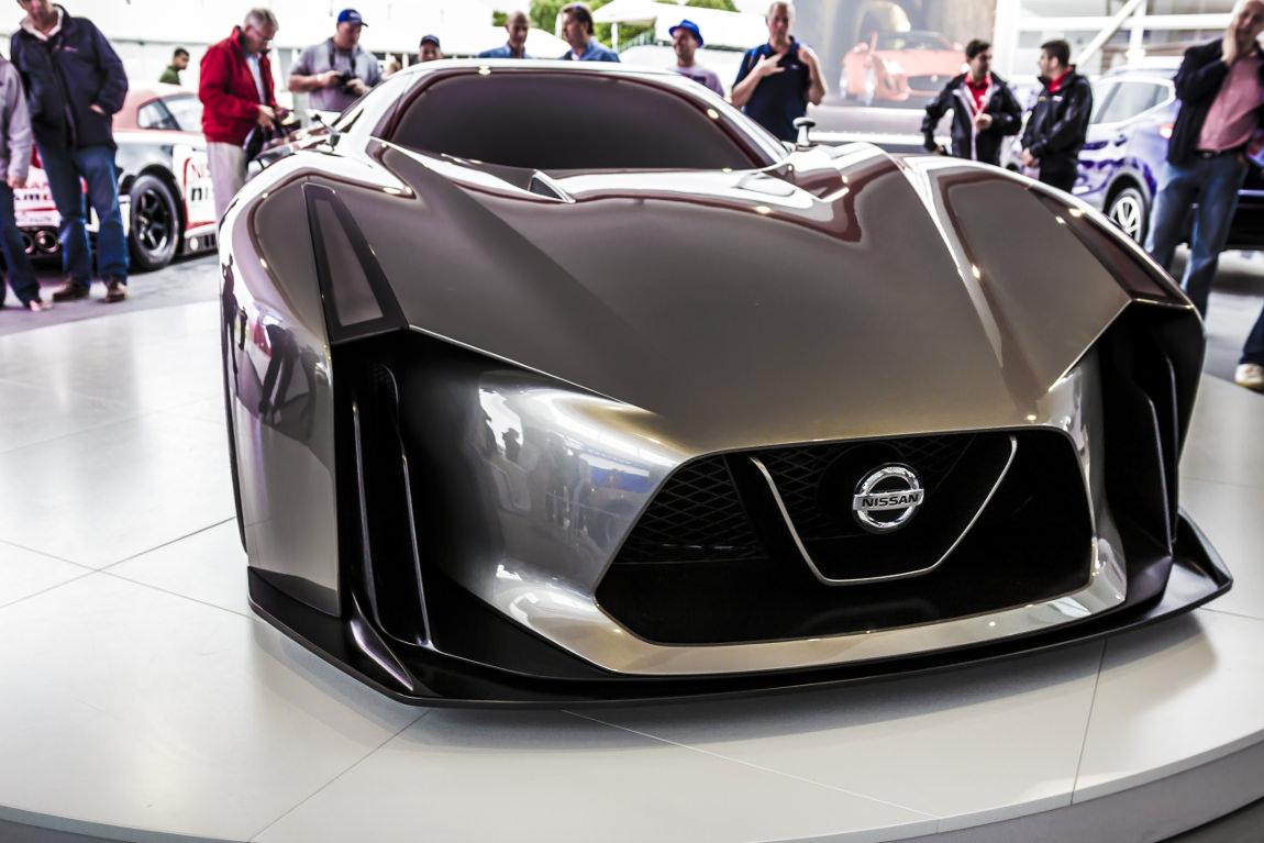 Preview Salon Automobile Tokyo : Nissan Concept