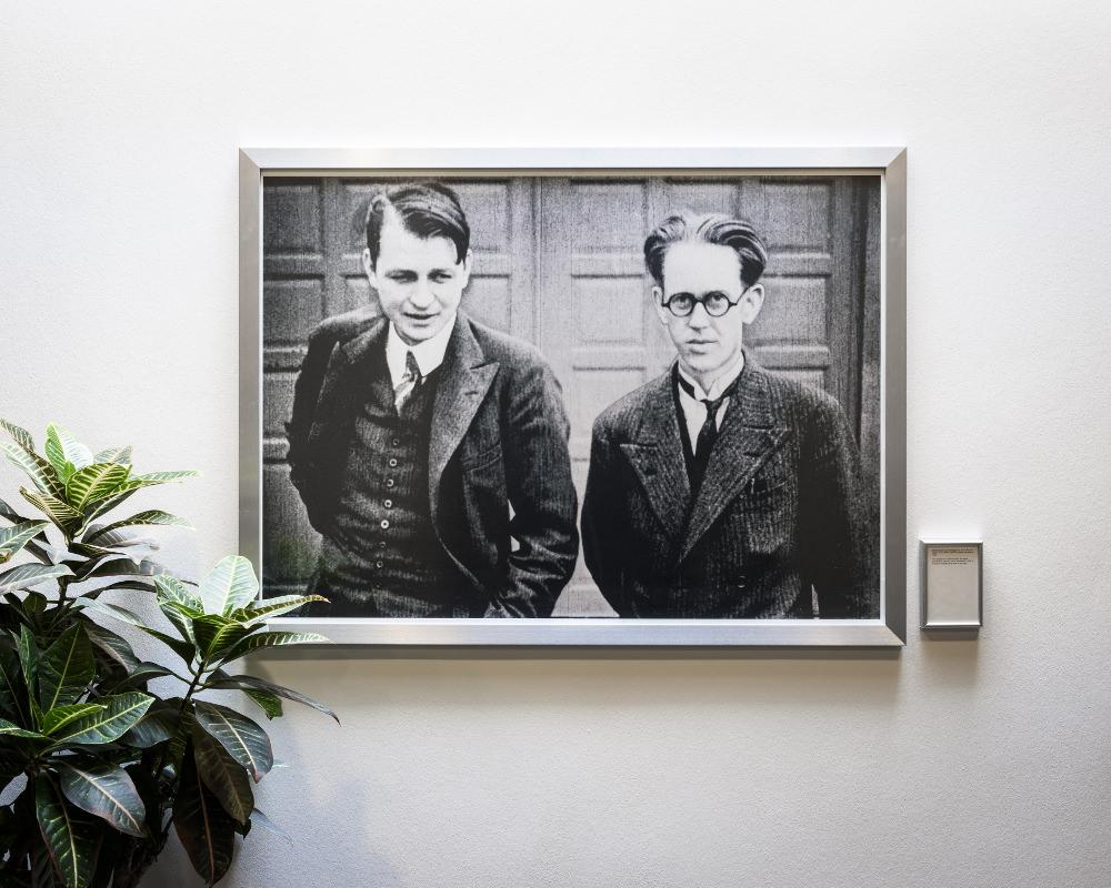 Peter Bang & Svend Olufsen - Créateurs marque Bang & Olufsen