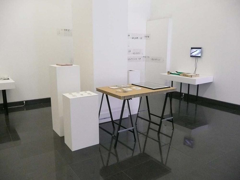 Exposition Design ex machina