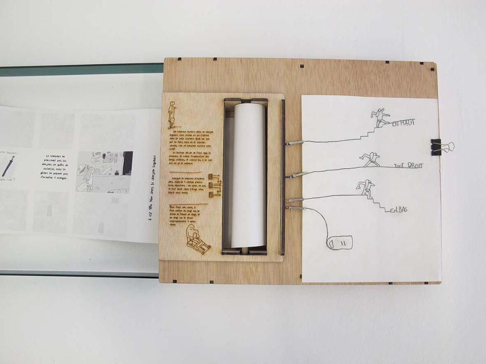 Imprimante - Martin Guillaumie