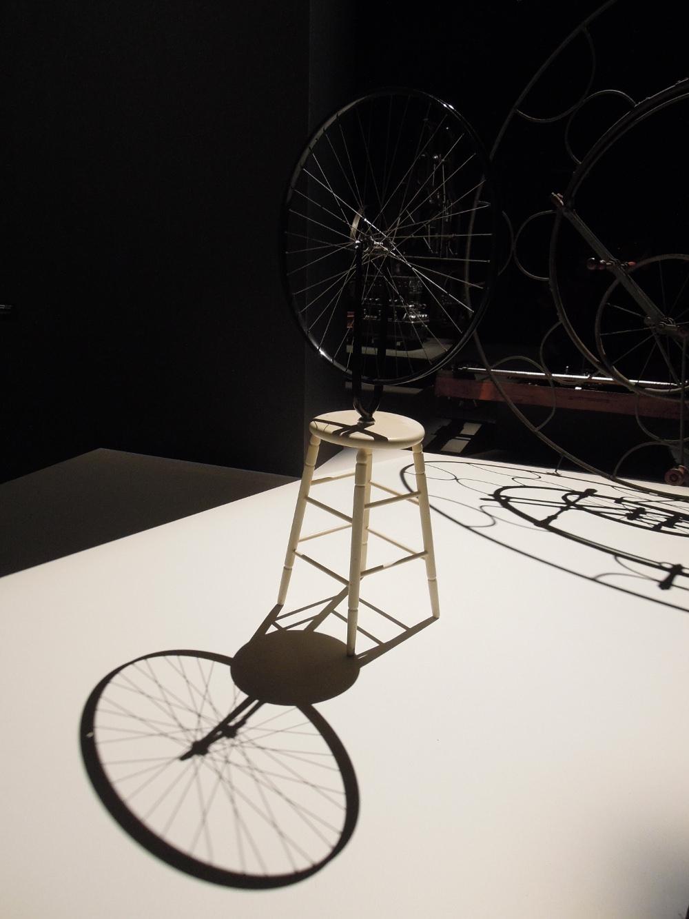 Reportage exposition L'art et la machine