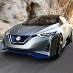Nissan IDS Concept - Tokyo Motor Show