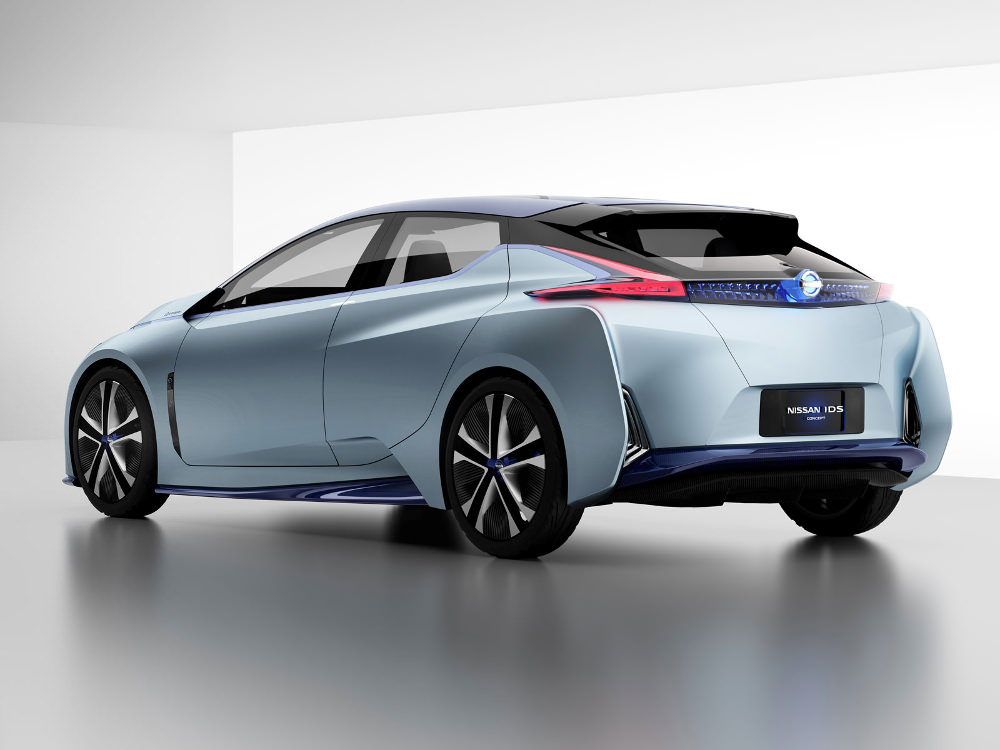 Nissan IDS Concept - Tokyo Motor Show