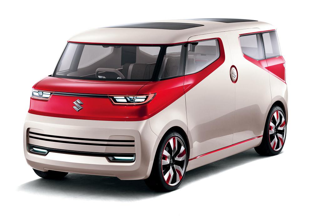 concept Suzuki Air Triser