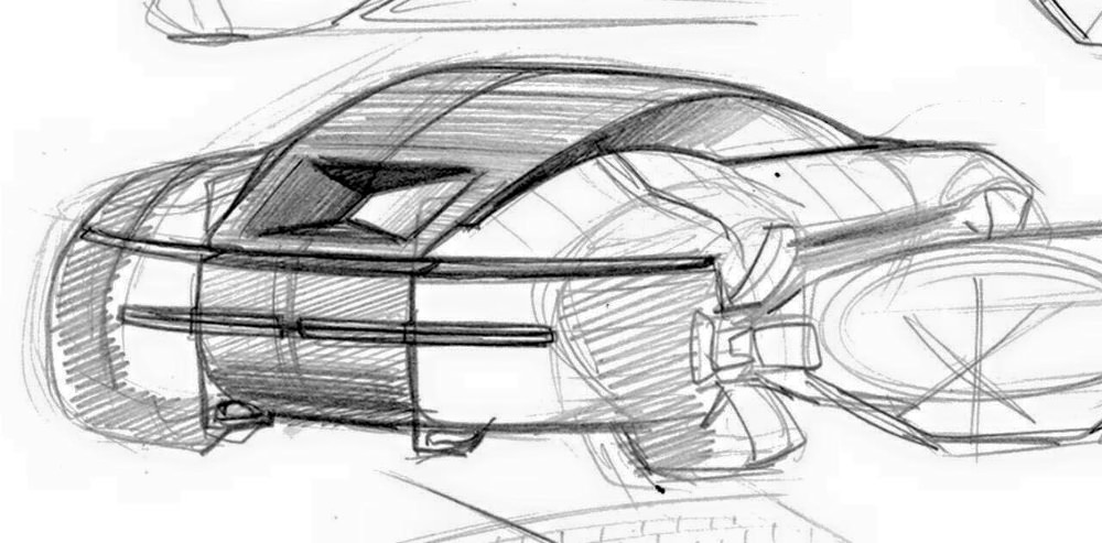Concept coup corbusier par renault blog esprit design for Architecture celebre