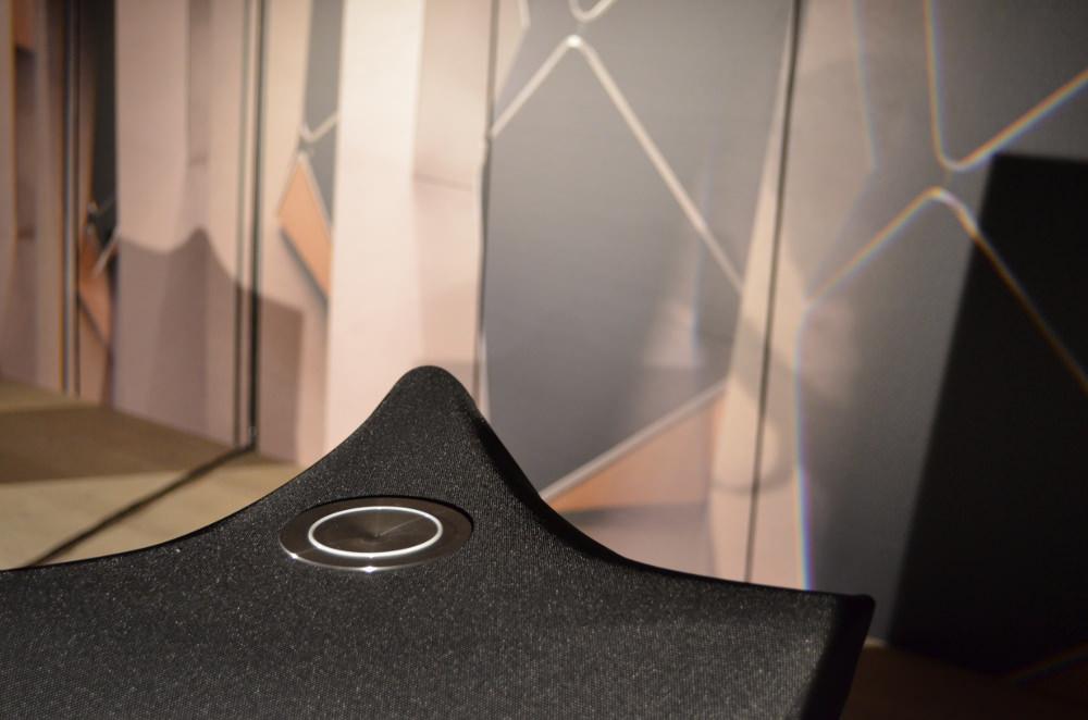 lancement international derniere enceinte design Bang & Olufsen - beolab90