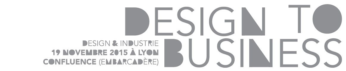 3 PASS Designer à GAGNER – Design to business 2015