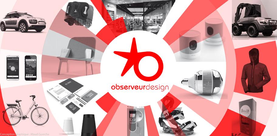 Agenda : Exposition Observeur du design 2016
