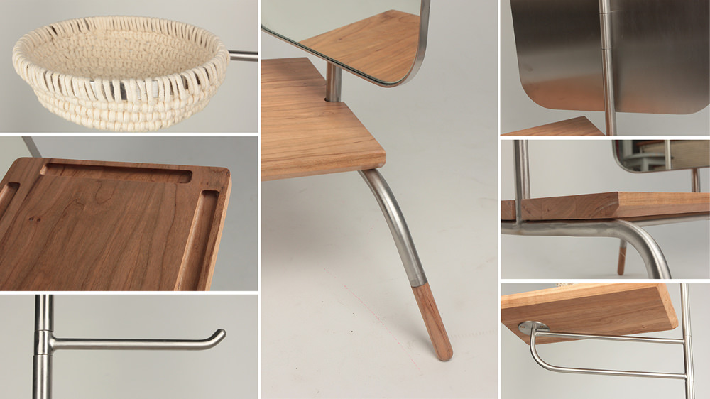 Collection mobilier design EGO par Justyna Fabirkiewicz