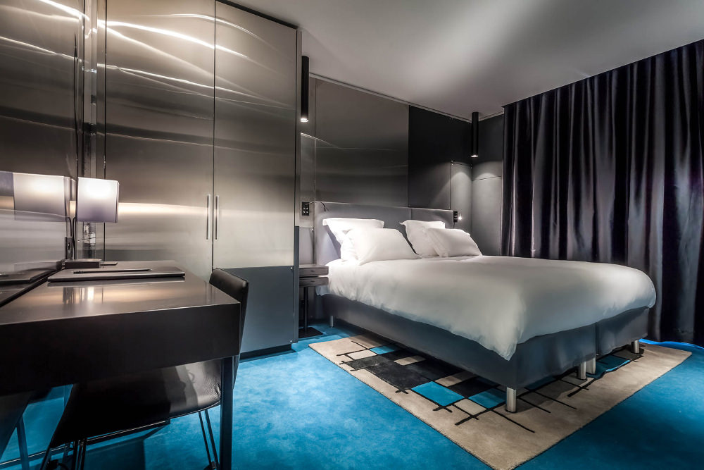 H tels paris h tel f licien blog esprit design for Hotel design original paris