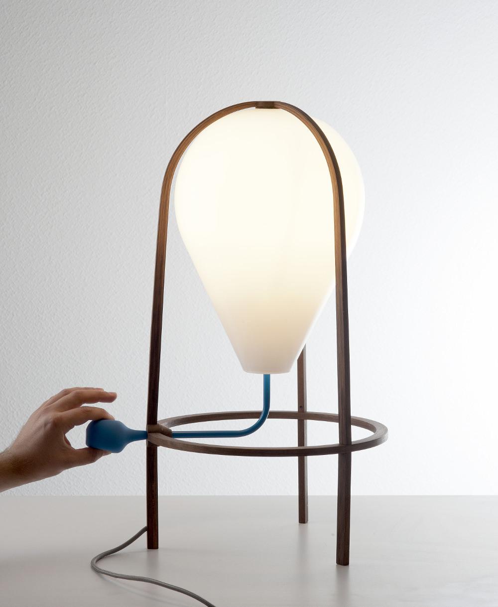 Lampe Olab design Gregoire de Lafforest