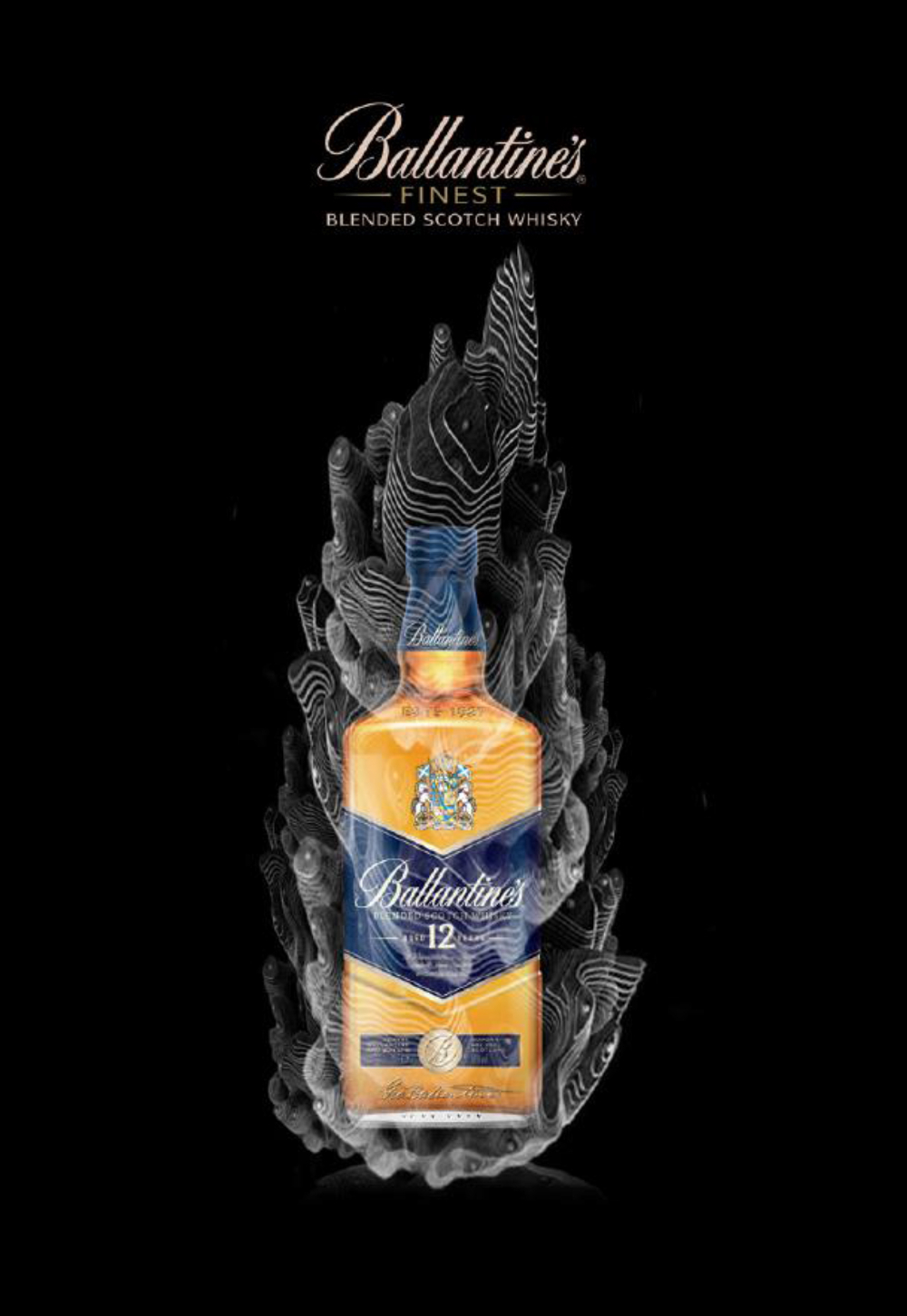 Leif Podhajsky - packaging whisky