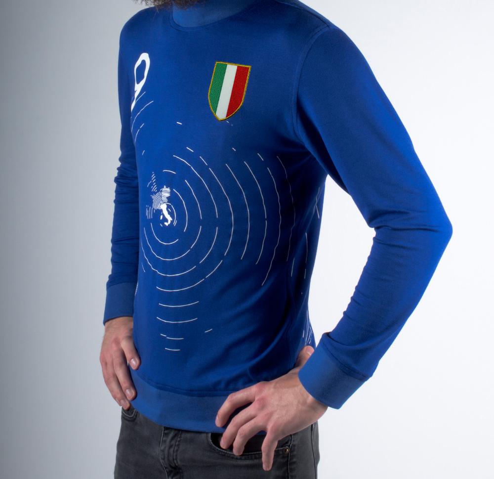 Maillot Diaspora football design par Paolo Del Vecchio