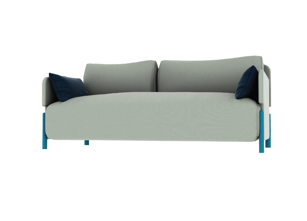 Mammut design sofa par GINA design studio